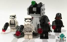 LEGO Star Wars 75132 First Order Battle Pack