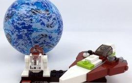 LEGO Star Wars 75006 Jedi Starfighter & Kamino