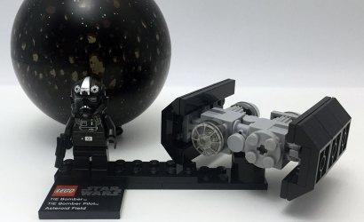 LEGO Star Wars 75008 TIE Bomber & Asteroid Field