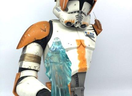 Sideshow Commander Cody Legendary Scale Büste