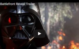 JETZT ONLINE: Star Wars Battlefront Reveal Trailer