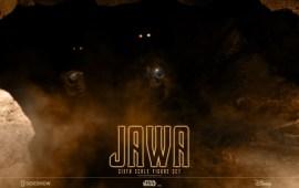 Sideshow Jawa Sixth Scale Figuren Set – erster Teaser
