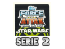TOPPS Force Attax Movie Cards Serie 2