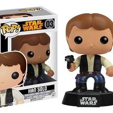 Funko POP Han Solo kommt als Neuauflage