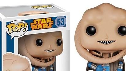 Neue Funko POP Star Wars Figuren verfügbar