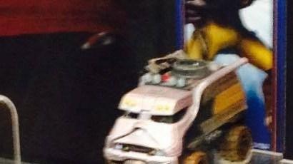 SDCC 2015 Hot Wheels Star Wars – ganz neue Character Cars