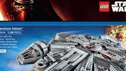 Der LEGO Katalog Herbst 2015 mit allen TFA-Sets ist online!