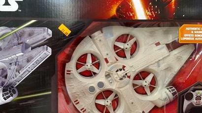 Weiteres The Force Awakens Merchandise gefunden!