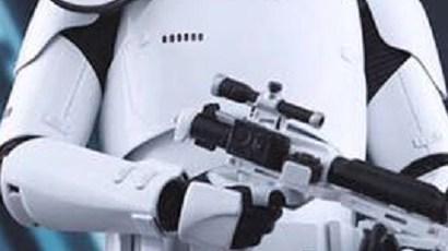 #shortcut: Erster Blick auf den Hot Toys First Order Stormtrooper Squad Leader