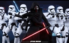 Drei neue Hot Toys The Force Awakens Collectibles