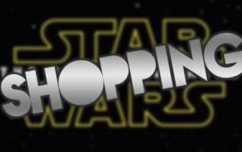 Die 3 Star Wars Shopping Tipps der Woche (25.10.2015)
