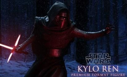 Sideshow Kylo Ren Premium Format – Pre-Order Start!