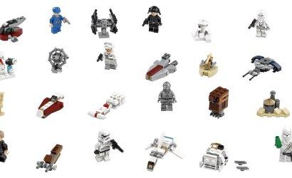#shortcut: Alle Bilder zum LEGO 75146 Adventskalender