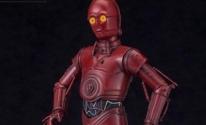 #shortcut: Kotobukiya R-3PO vorgestellt