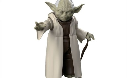 Bandai 1/6 Scale Yoda Model Kit aufgetaucht