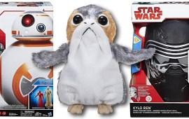 Viel neues The Last Jedi Merchandise aufgetaucht!