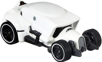 Hot Wheels Scout Trooper Character Car nun ganz offiziell