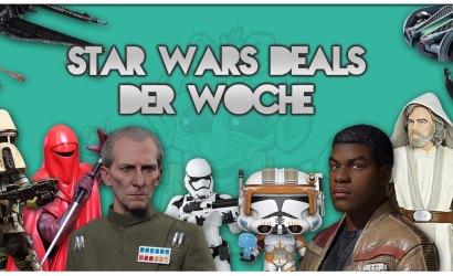 Amazon Star Wars Deals der Woche – KW 07/2018
