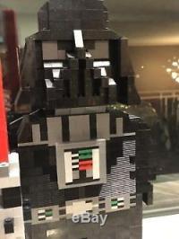 Custom Star Wars Lego Movie Darth Vader Sculpture Statue ...