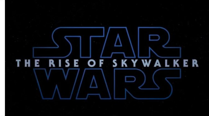 Disney presenta el póster de The Rise Of Skywalker en la D23 Expo 2019