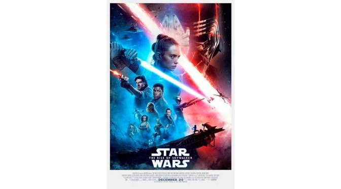 Star Wars: El ascenso de Skywalker logra 5.4M€ en su primer fin de semana