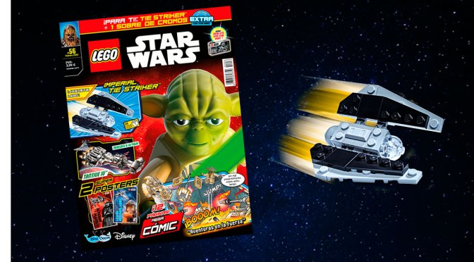 Revista LEGO® Star Wars™ #56