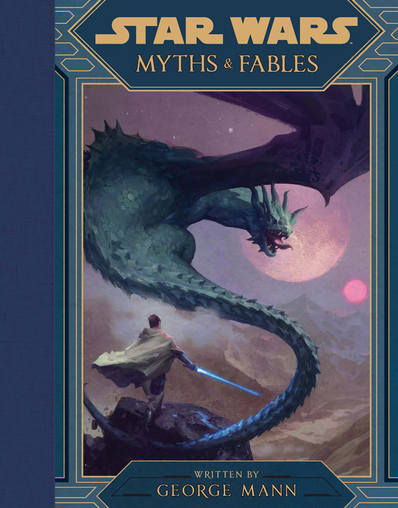 Star Wars: Myths and Fables cover