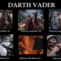 What does Vader Do?