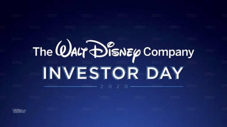 Star Wars Italia disney investor day 2020