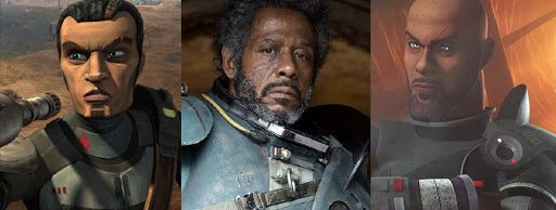 Andor Forest Whitaker