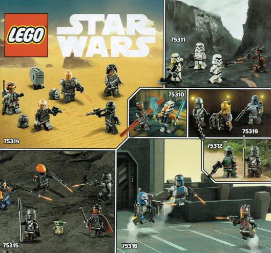 Lego Star Wars Figure