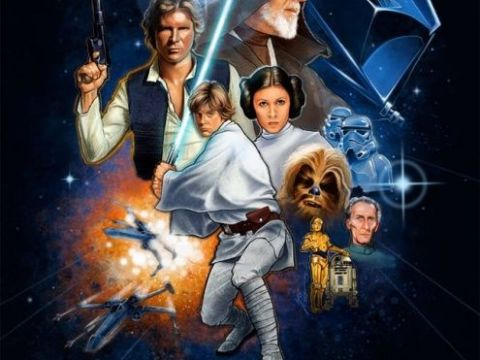 Star Wars A New Hope (Una Nueva Esperanza) 5