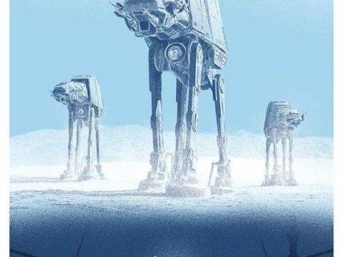 The Empire Strikes Back (El Imperio Contraataca) Battle of Hoth, Luke VS Vader. 6