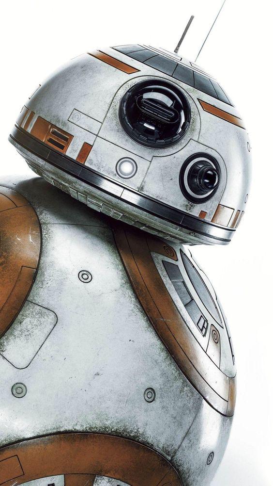 BB-8 Wallpaper (The Last Jedi)