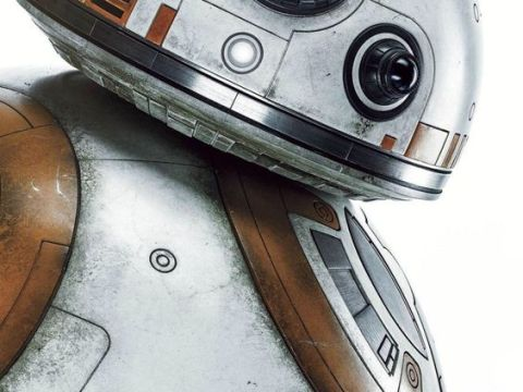 BB-8 Wallpaper (The Last Jedi) 4