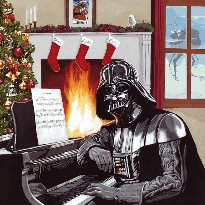 Feliz navidad, Merry Christmas.
