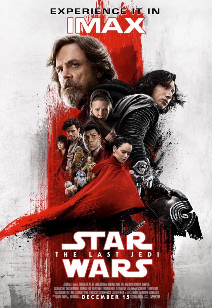 Star Wars The Last Jedi nuevo poster. 1