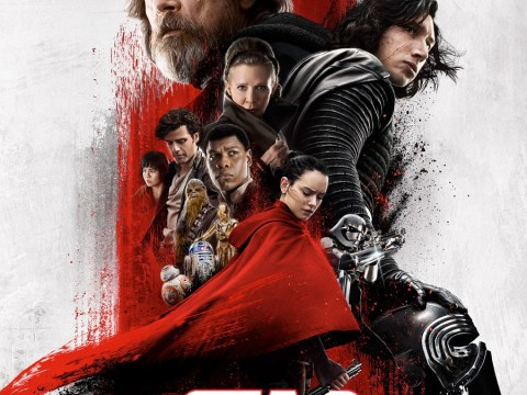 Star Wars The Last Jedi nuevo poster.