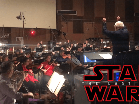 Rian Johnson Shares Behind The Scenes Video Of John Williams Conducting 'The Last Jedi' Score