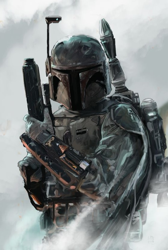 Boba Fett Wallpaper 1
