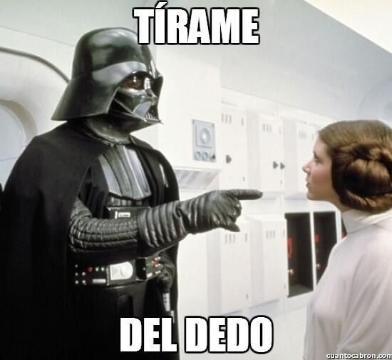 Star Wars Humor. 1