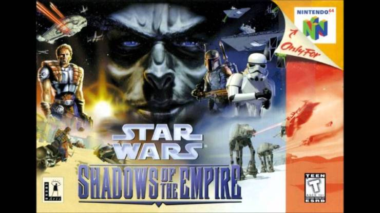 Star Wars - Shadows Of The Empire - Nintendo 64 - Play Retro Games 1