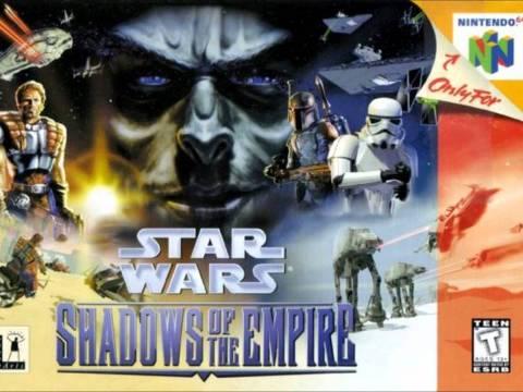 Star Wars - Shadows Of The Empire - Nintendo 64 - Play Retro Games 9
