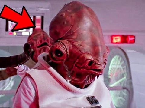 Historia del Almirante Ackbar (The Last Jedi Spoiler).
