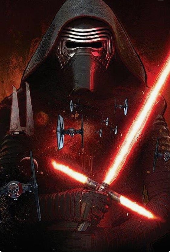 Kylo Ren Wallpaper The Force Awakens