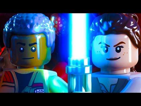 LEGO Star Wars: El Despertar de la Fuerza - Pelicula completa en Español