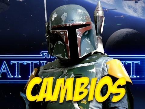 PARCHE de ENERO: CAMBIOS en STAR WARS BATTLEFRONT 2 !!