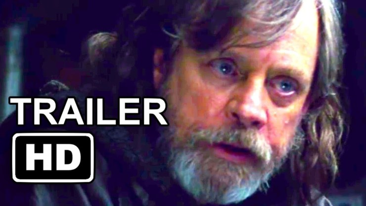 STAR WARS 8 Watch Your Language Trailer (2017) 1