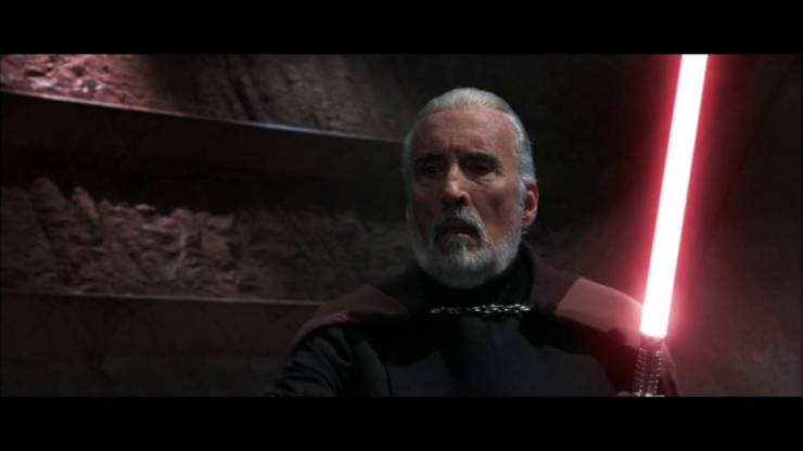 Star Wars Attack of the Clones - Jedi VS Count Dooku (Darth Tyrannus)