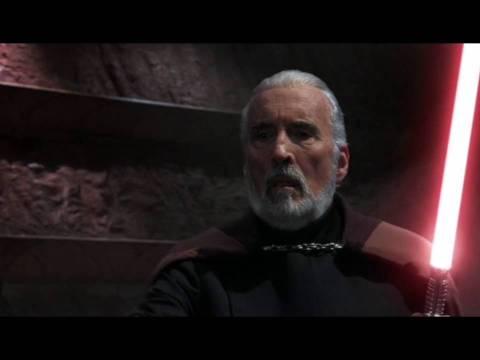 Star Wars Attack of the Clones - Jedi VS Count Dooku (Darth Tyrannus)